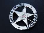 United States Marshal silver