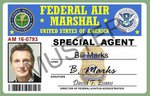 Film ID Card - Federal Air Marshal - Special Agent